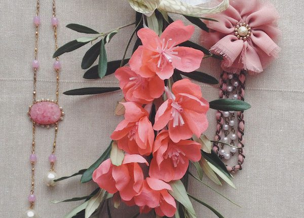 West Elm Paper Flower Workshop