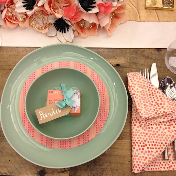 Paria Place setting