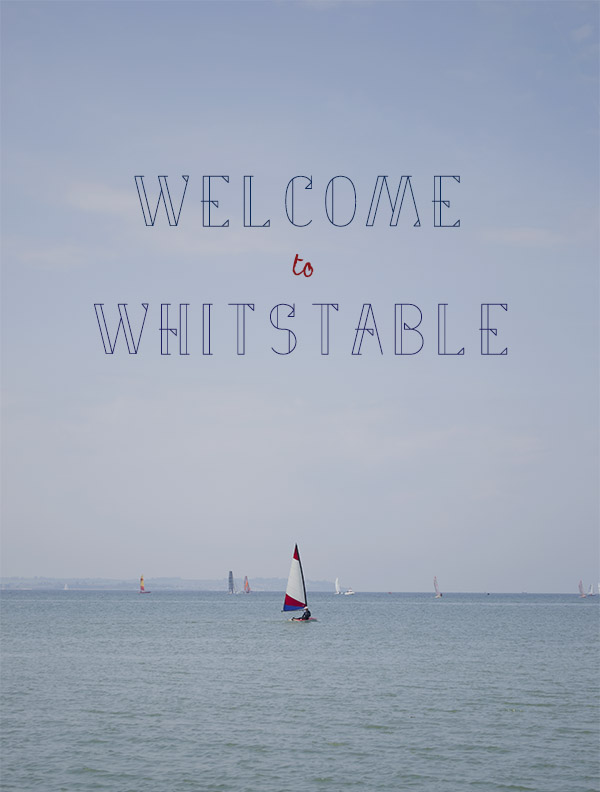 Welcome To Whitstable Header