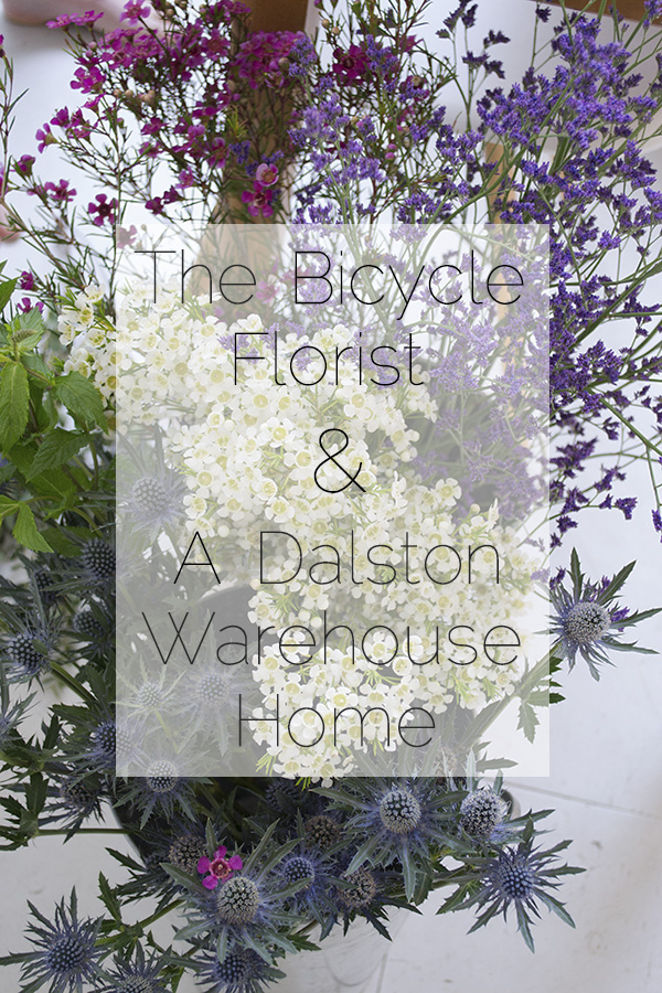Petalon Bicycle Florist Dalston Warehouse Home CurateandDisplay Header