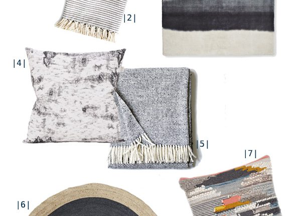 Homeware Textiles Gift Guide Curate & Display Blog