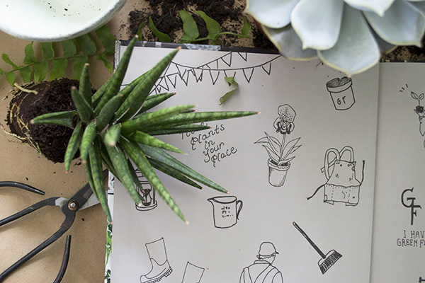 Decorating With Plants Urban Jungle Bloggers4