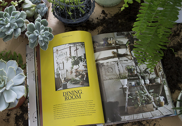 Decorating With Plants Urban Jungle Bloggers6