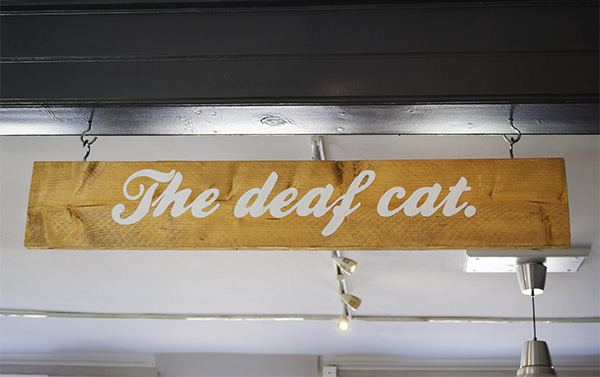 Deaf Cat Cafe Coffee House Rochester
