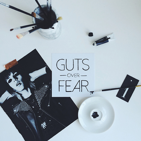 Guts Over Fear Resolutions And Goals