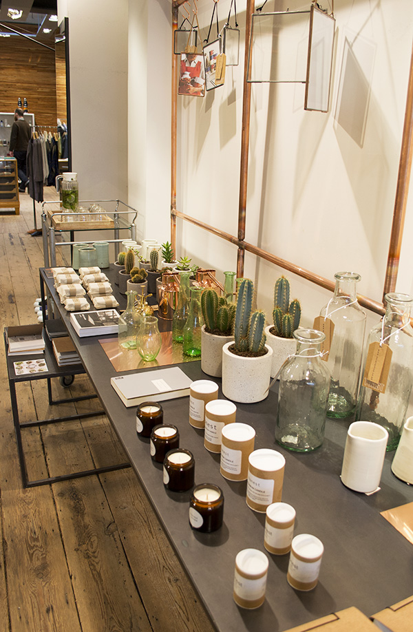 TOAST Botany Pop Up Notting Hill Curate and Display Blog3