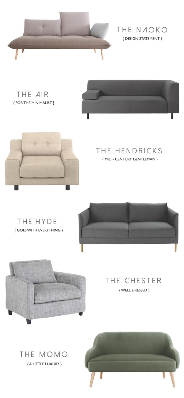 Habitat Sofa Armchair Giveaway Curate & Display Blog