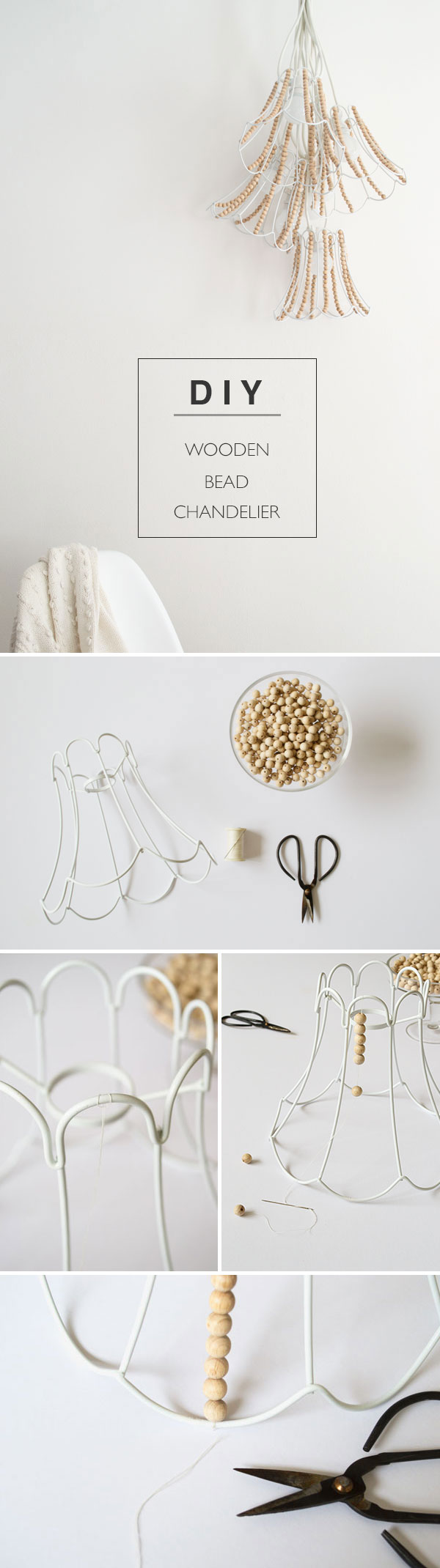 DIY_Wooden_Bead_Chandelier_Seletti_Out_There_Interiors_Winter_Lighting