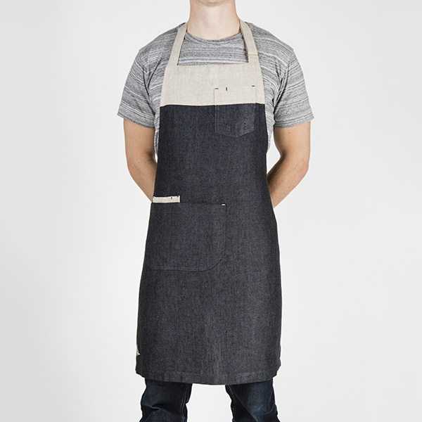 Enrich and Endure Linen Aprons