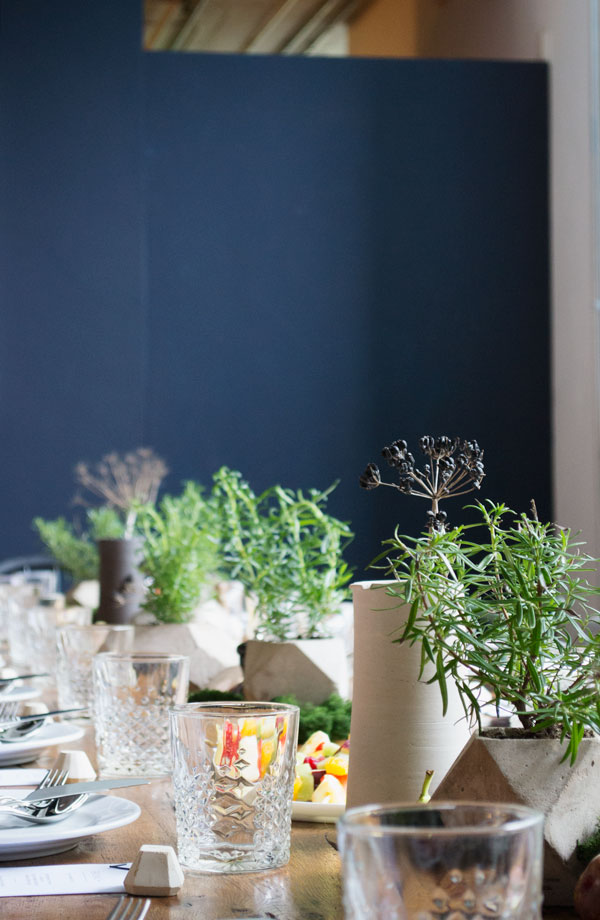 Function+Form Design Gatherings Heal's Forge & Co Jono Smart Vase