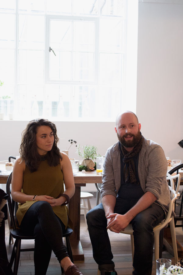 Function+Form Design Gatherings Heal's Forge & Co Jono Smart Sarah Quinn