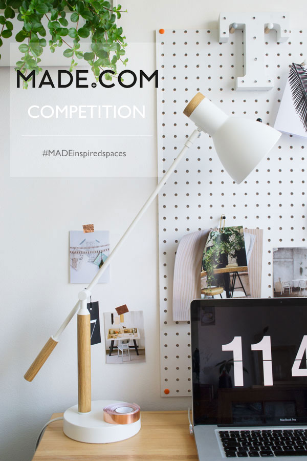 MADE.com Inspired Spaces Competition