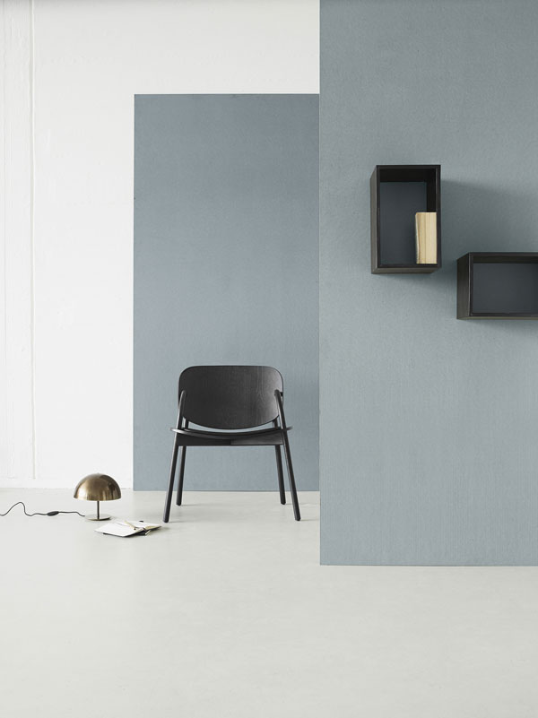 Mater Design, Danish ethical furniture, dining room, Cloudy Chair