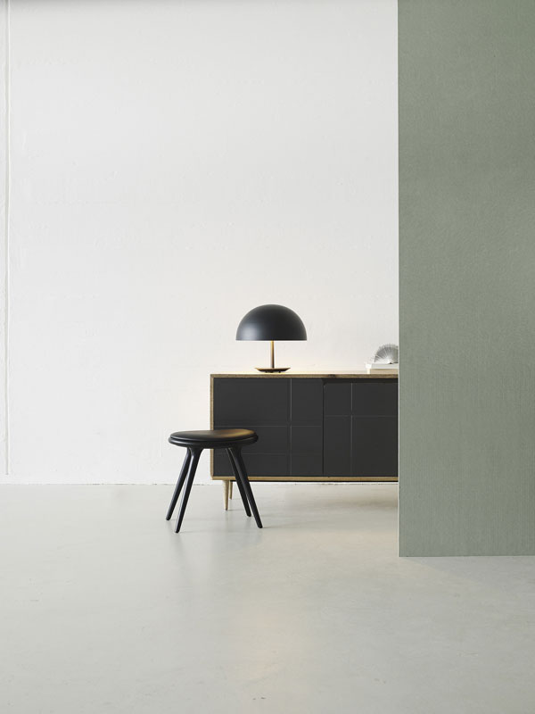 Mater Design, Danish ethical furniture, dining room, Terho Lamp