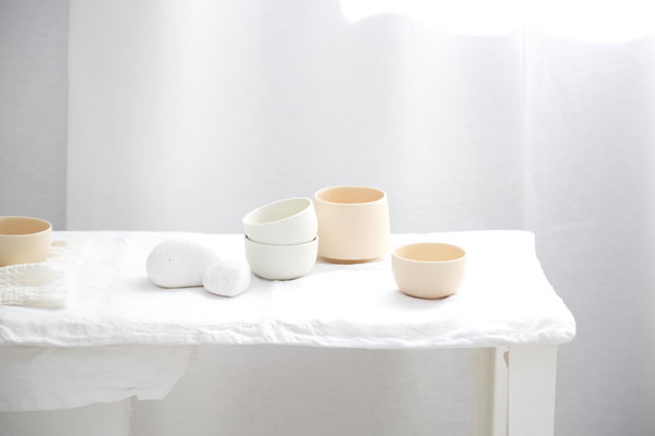 Caroline Gomez Lena tableware collection