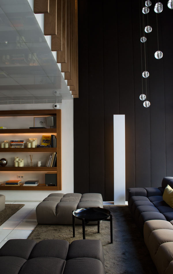Hotel Foyer Lighting Uk : A place to stay hotel alexandra barcelona curate display