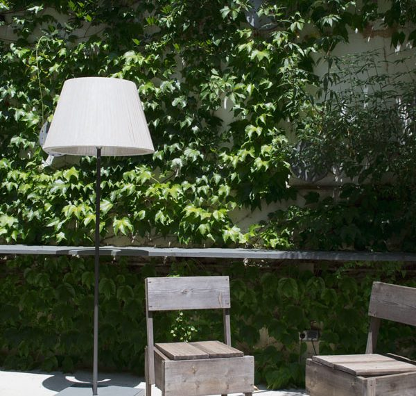 Marset_TXL_Outdoor_Lights_Sunny_Design_Days_Tour_Barcelona_Courtyard