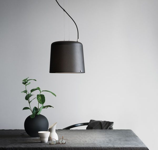 New minimalist pendant light by Vipp