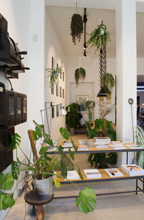 Antwerp city break shopping at concept store ST Vincents