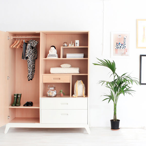 Kids Room Furniture: Contemporary Kids Room Inspiration With Nubie