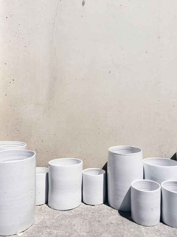 Inside Apparatu, the ceramics atelier of ceramist and designer Xavier Mañosa