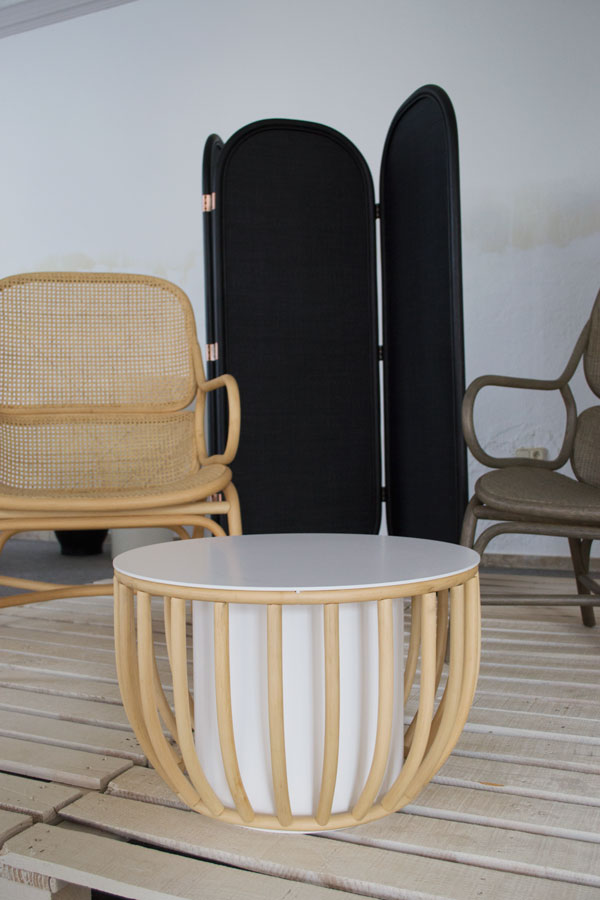 Expormim rattan furniture Centro Redondo Frames table Jamie Hayon Spanish  design. Spanish Design   Expormim Rattan Furniture   Curate   Display