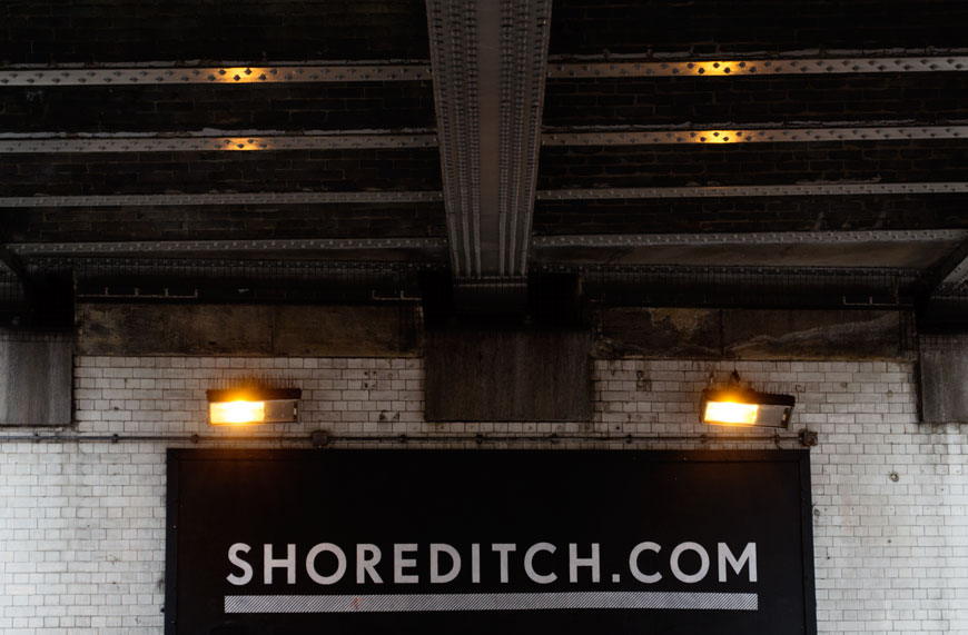 a design lover's guide to a weekend in shoreditch